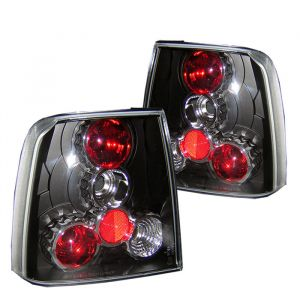 Spyder Auto ® - Black Euro Style Tail Lights (5008497)