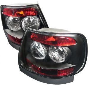 Spyder Auto ® - Black LED Tail Lights (5000064)