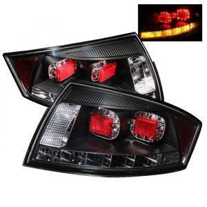 Spyder Auto ® - Black LED Tail Lights (5000422)