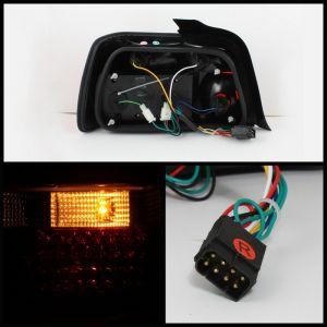 Spyder Auto ® - Black LED Tail Lights (5000552)