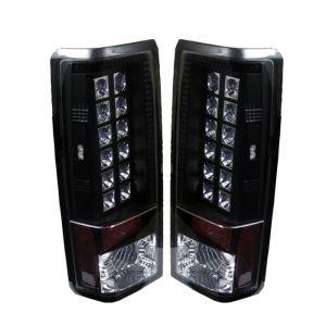 Spyder Auto ® - Black LED Tail Lights (5001023)