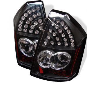Spyder Auto ® - Black LED Tail Lights (5001627)