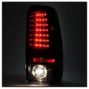 Spyder Auto ® - Black LED Tail Lights (5001726)