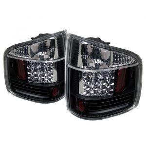 Spyder Auto ® - Black LED Tail Lights (5001917)