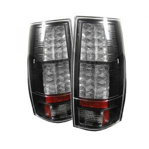 Spyder Auto ® - Black LED Tail Lights (5002136)
