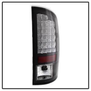 Spyder Auto ® - Black LED Tail Lights (5002617)
