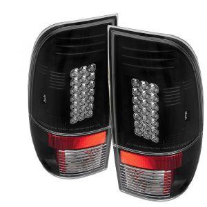 Spyder Auto ® - Black LED Tail Lights (5003461)