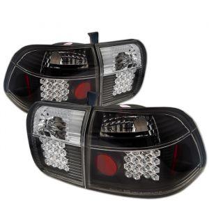 Spyder Auto ® - Black LED Tail Lights (5005007)
