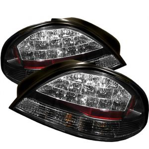 Spyder Auto ® - Black LED Tail Lights (5007117)