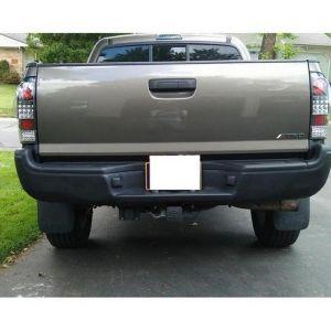 Spyder Auto ® - Black LED Tail Lights (5007919)