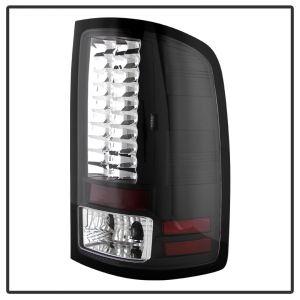 Spyder Auto ® - Black LED Tail Lights (5014948)