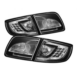 Spyder Auto ® - Black LED Tail Lights (5017598)