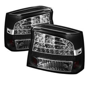 Spyder Auto ® - Black LED Tail Lights (5031662)