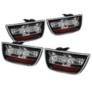 Spyder Auto ® - Black LED Tail Lights (5032188)
