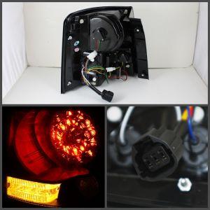 Spyder Auto ® - Black LED Tail Lights (5032577)