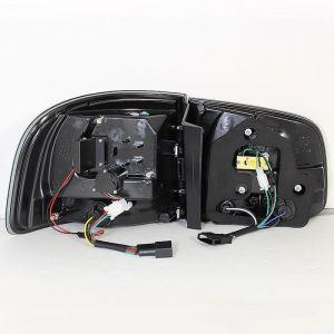 Spyder Auto ® - Black LED Tail Lights (5042699)