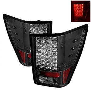 Spyder Auto ® - Black LED Tail Lights (5070197)