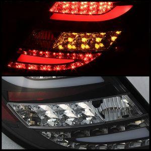 Spyder Auto ® - Black LED Tail Lights (5072689)
