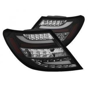 Spyder Auto ® - Black LED Tail Lights (5072733)