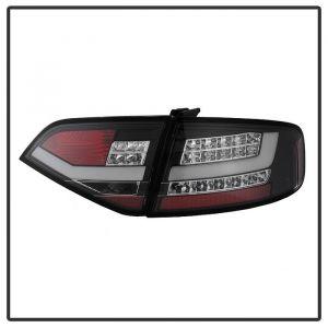 Spyder Auto ® - Black LED Tail Lights (5073976)