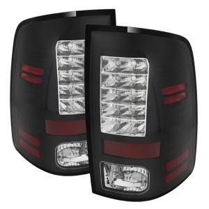 Spyder Auto ® - Black LED Tail Lights (5077530)