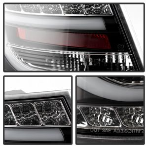 Spyder Auto ® - Black LED Tail Lights (5079602)
