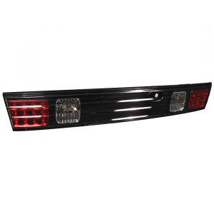 Spyder Auto ® - Black LED Trunk Tail Lights (5006653)