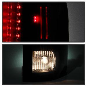 Spyder Auto ® - Black Smoke LED Tail Lights (5078032)
