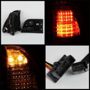 Spyder Auto ® - Chrome 4PCS LED Tail Lights (5000798)