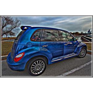 Spyder Auto ® - Chrome Euro Style Tail Lights (5001672)