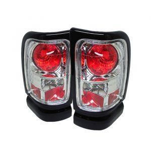 Spyder Auto ® - Chrome Euro Style Tail Lights (5002679)