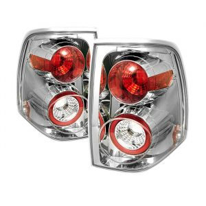 Spyder Auto ® - Chrome Euro Style Tail Lights (5002808)