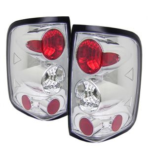 Spyder Auto ® - Chrome Euro Style Tail Lights (5003201)