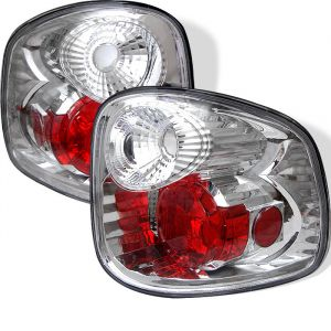 Spyder Auto ® - Chrome Euro Style Tail Lights (5003386)