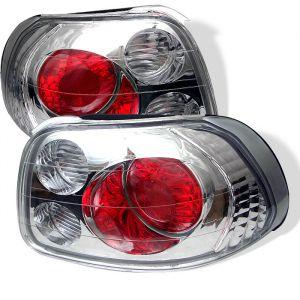 Spyder Auto ® - Chrome Euro Style Tail Lights (5005175)