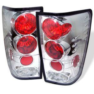 Spyder Auto ® - Chrome Euro Style Tail Lights (5007032)