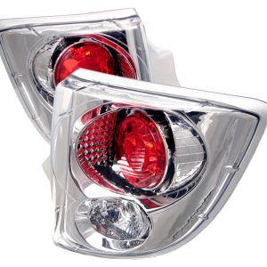 Spyder Auto ® - Chrome Euro Style Tail Lights (5007513)
