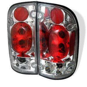 Spyder Auto ® - Chrome Euro Style Tail Lights (5007841)