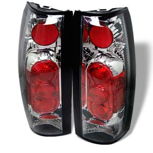 Spyder Auto ® - Chrome G2 Euro Style Tail Lights (5001337)
