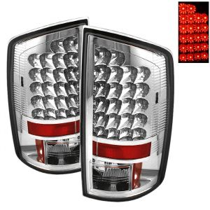 Spyder Auto ® - Chrome LED Tail Light (5002563)