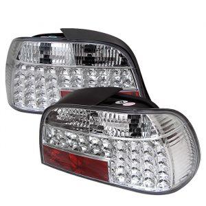 Spyder Auto ® - Chrome LED Tail Lights (5000613)