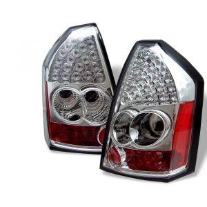 Spyder Auto ® - Chrome LED Tail Lights (5001634)