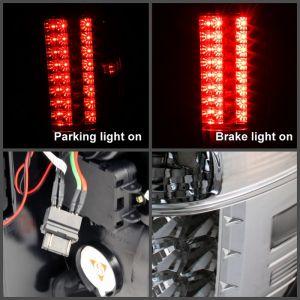 Spyder Auto ® - Chrome LED Tail Lights (5001788)
