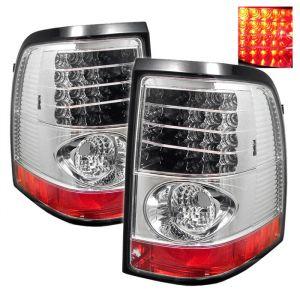 Spyder Auto ® - Chrome LED Tail Lights (5002969)