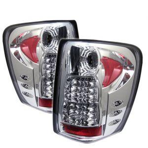 Spyder Auto ® - Chrome LED Tail Lights (5005670)