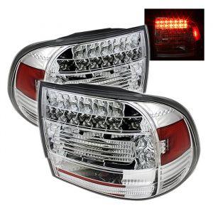Spyder Auto ® - Chrome LED Tail Lights (5007070)