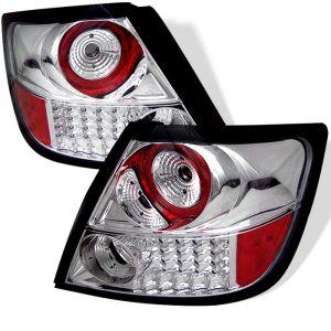 Spyder Auto ® - Chrome LED Tail Lights (5007711)