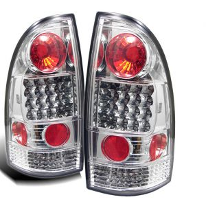 Spyder Auto ® - Chrome LED Tail Lights (5007926)