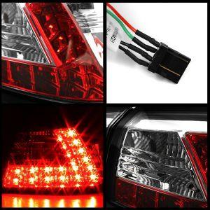 Spyder Auto ® - Chrome LED Tail Lights (5030368)