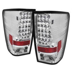 Spyder Auto ® - Chrome LED Tail Lights (5070050)